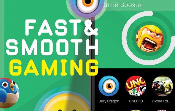 Ускоритель игр - Game Booster
