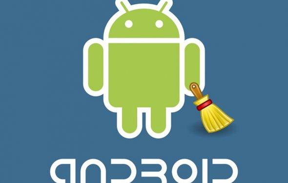 Очистка андроида и ускорение